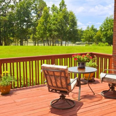 Making The Most Of The Outdoors Decks