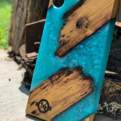 Epoxy Serving Boards – Medium